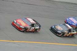 Brian Vickers et Mike Wallace
