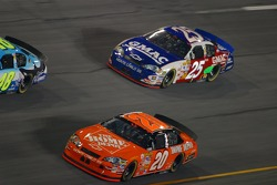 Tony Stewart and Brian Vickers