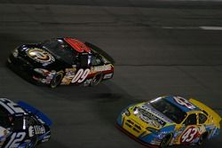 Mike Wallace et Bobby Labonte
