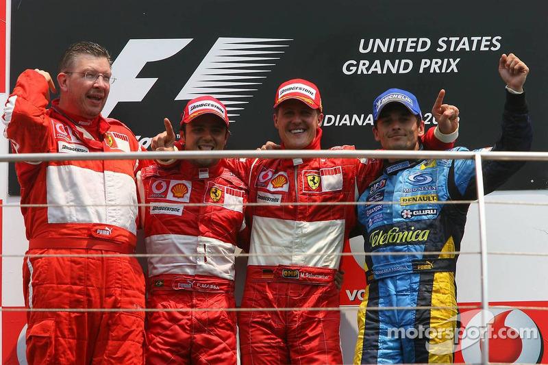 2006: Michael Schumacher