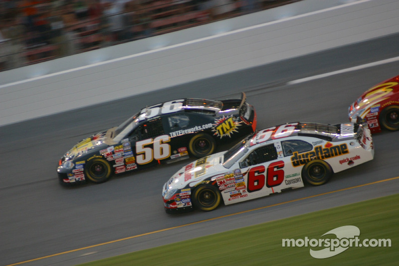 Kevin Lepage et Scott Wimmer