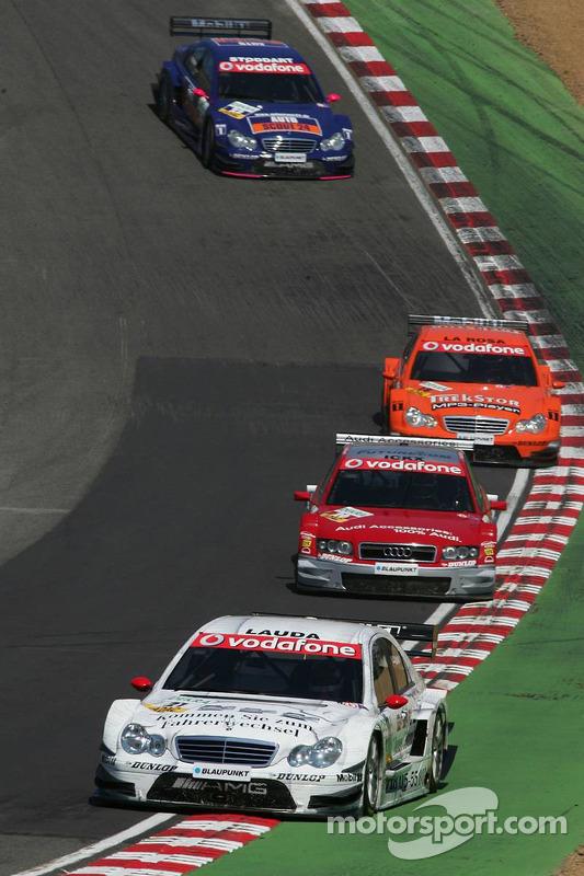 Mathias Lauda devance Vanina Ickx, Daniel La Rosa et Susie Stoddart