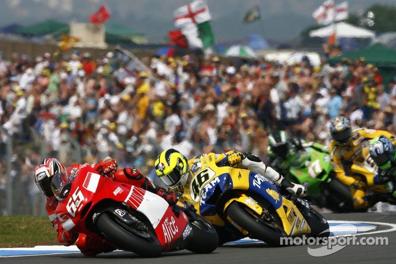2006 - GP de Grande-Bretagne (de 12e à 2e)