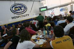 La Coupe du Monde à l'hospitalité Michelin