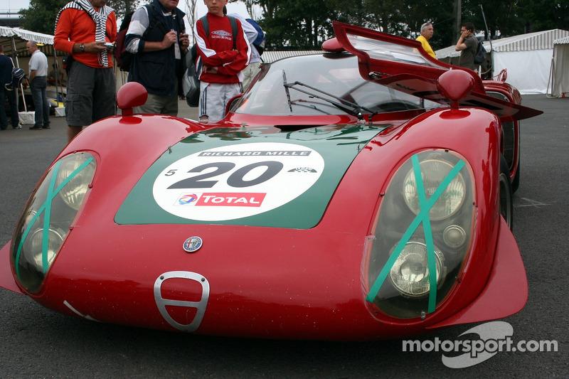Grille 5 #20 Alfa-Rome_o T 33 2 1968