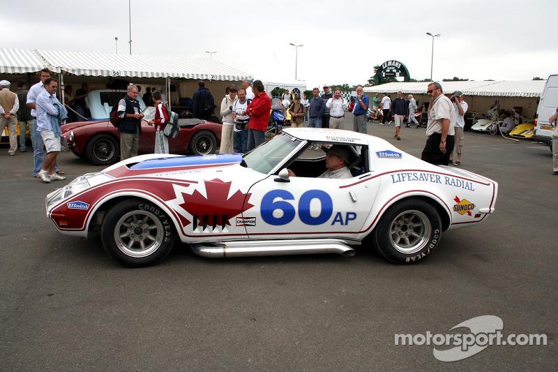 Grille 5 #60 Chevrolet Corvette 1969