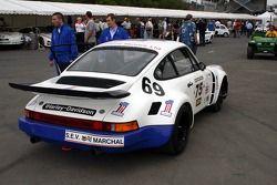 Grille 6 #75 Porsche RSR 1974