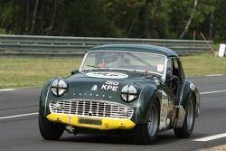 #93 Triumph TR3 1959
