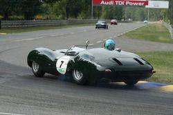 #7Lister Costin Jaguar 1959