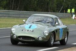 #1 Aston Martin DP 212 1961