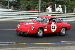 #22 Alfa Roméo Giulietta SZ 1961
