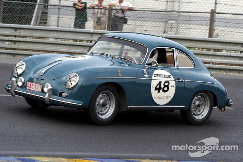 #48 Porsche356 B Carrera 1962