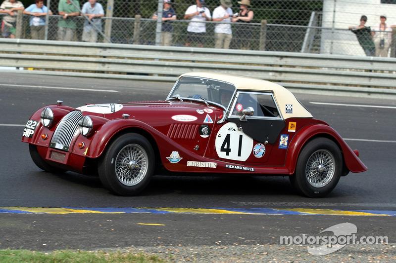 #41 Morgan Plus 4 SS 1962