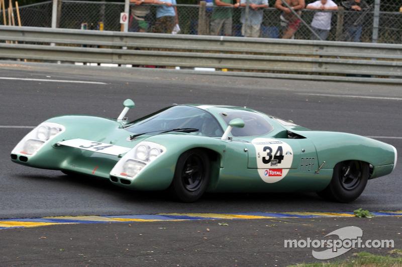 #34 Piper GTR 1969
