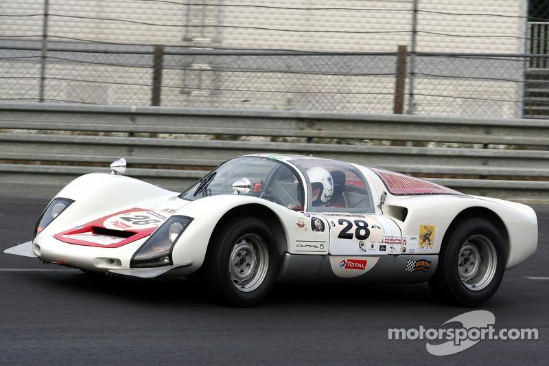 #28 Porsche 906 1966