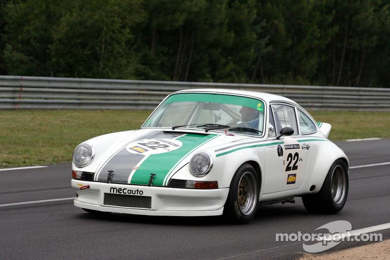 #22 Porsche  911 RSR 2,8L 1973