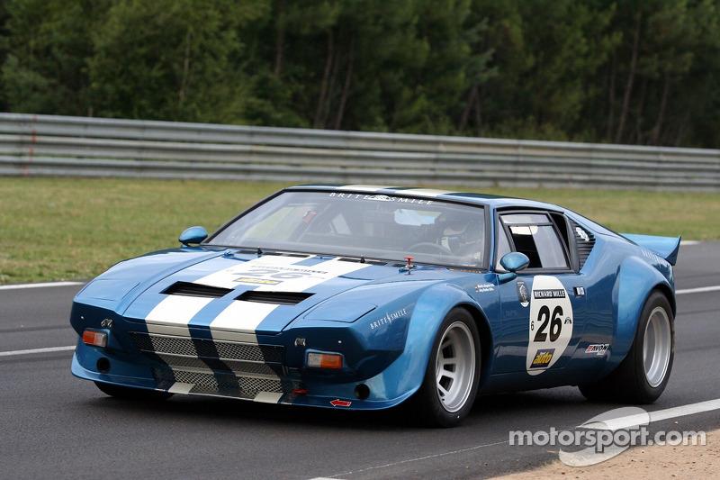 #26 De Tomaso Pantera Groupe 4 1975