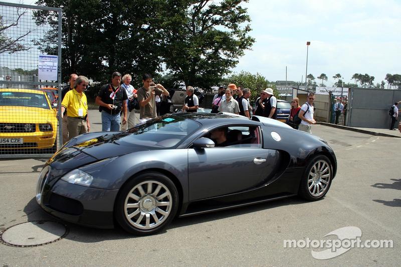 Bugatti Véron