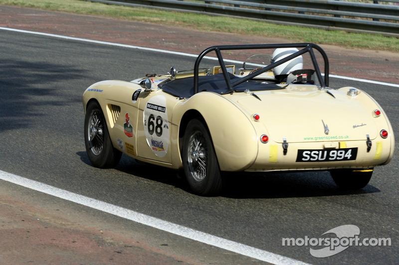 #68 Austin Healey 100 M 1955