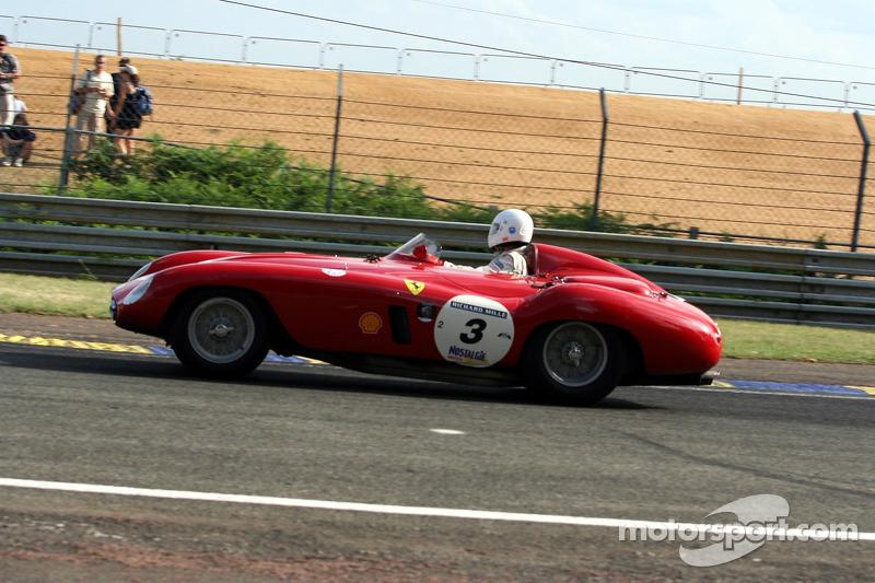 #3 Ferrari 121 LM 1955