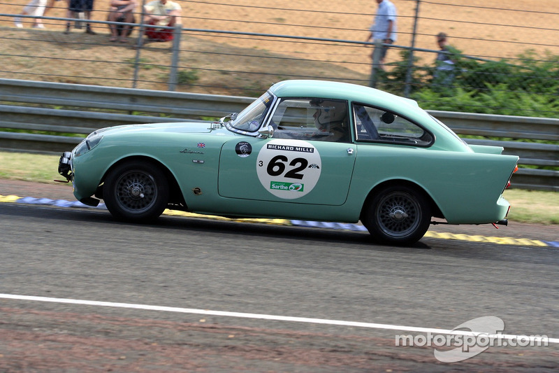 #62 Sunbeam Alpine 1961
