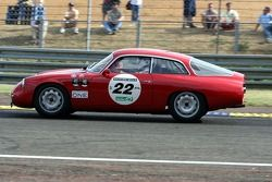 #22 Alfa Roméo Giulietta STZ 1961
