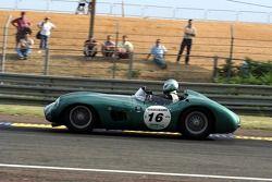 #16 Aston Martin DBR1 1957