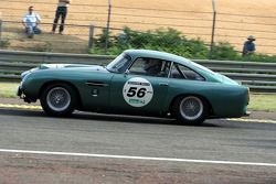 #56 Aston Martin DB4 GT 1960