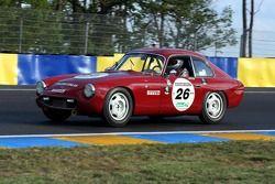 #26 Osca 1600 GTS Zagato 1961