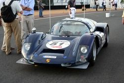 #51 Porsche 906 1966