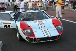 #56 Ford MK II 1966