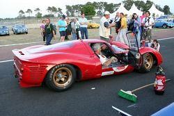 #2 Ferrari P3 1966