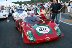#20 Alfa Roméo T 33/2 1968