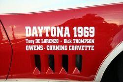 #60 Chevrolet Corvette 1969