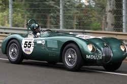 #55 Jaguar C Type 1952