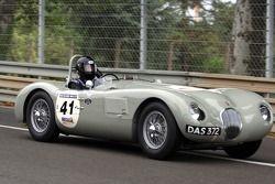 #41 Jaguar C Type 1952
