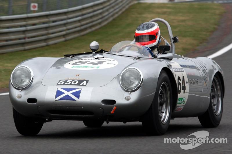 #64 Porsche 550 A 1500 RS 1957