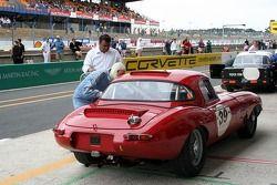 #39 Jaguar E Type 1964