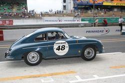 #48 Porsche 356 B Carrera 1963