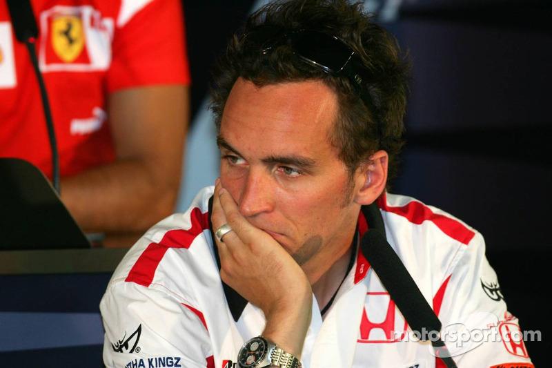 Conférence de presse de la FIA: Franck Montagny