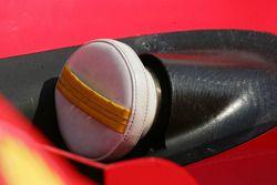 Prise protégeant les échappements de moteur