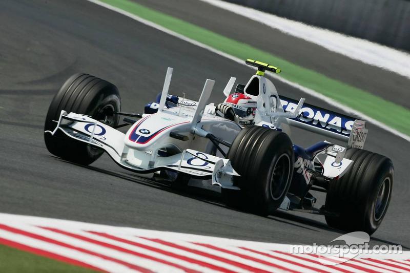BMW Sauber F1.06 von 2006