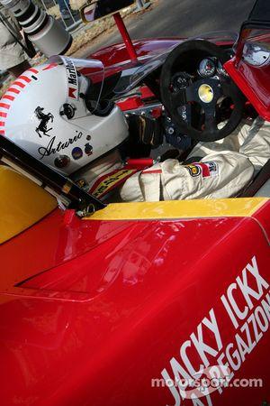 Arturo Merzario, Ferrari 312p