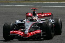 Kimi Räikkönen, McLaren MP4-21