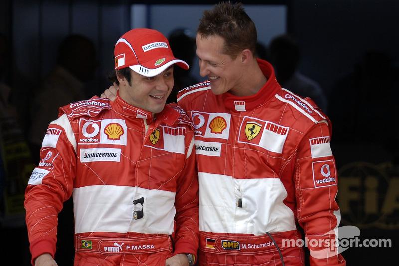 #2 Michael Schumacher 68