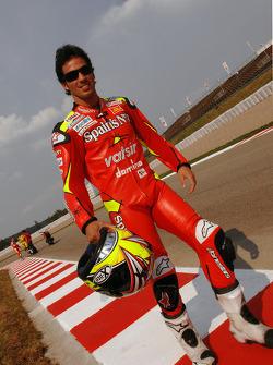 Toni Elias, Honda