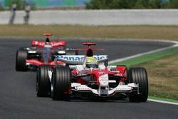 Ralf Schumacher voor Kimi Raikkonen