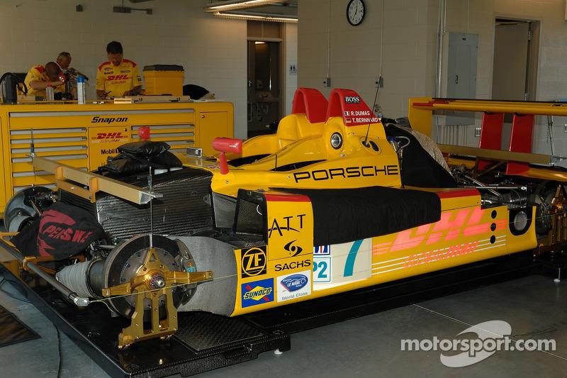 #7 Penske Motorsports Porsche RS Spyder