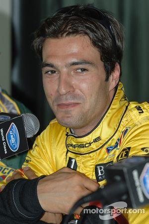 Lucas Luhr, post-qualifying press conference