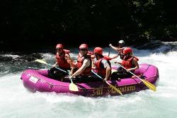 Panoz raft restarts the race